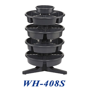 Reservdels förvarings box snurrbar # 52-WH-408S