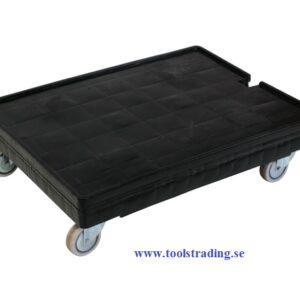 Förflyttningsvagn för Plastlåda 6 # 10956-201