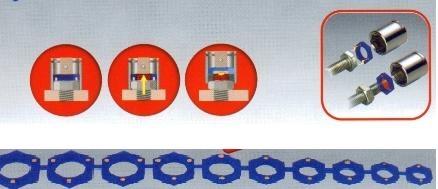 Hylsmagneter 10 - 19 mm #664-911.1604