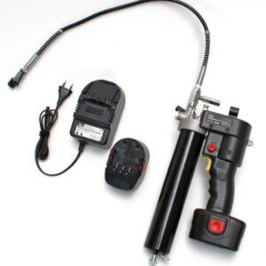 Smörjspruta batteridriven 18V / 400 g #SER-LG1200