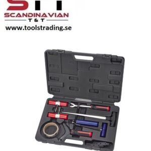 Vindrute och gummilist verktygsats ART NR 78-K-1000AK