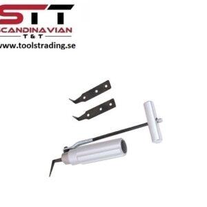 Vindrute och gummilist verktygsats art nr 78-K-1002