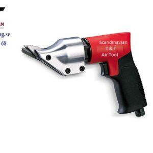 Tryckluftplåtsax kapacit i stål 1,2 mm #78-MS-02CP
