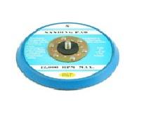 Slipunderläggs pad 125 mm kardborr 9 mm #78-CPAD-509