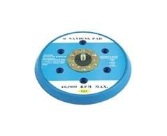Slipunderläggs pad 150 mm kardborr 6 hål art nr 78-CPAD-6096