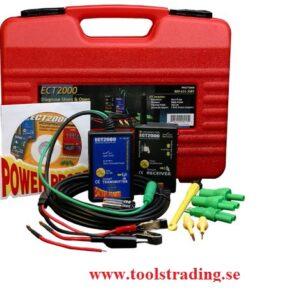 Kortslutning Tester Power Probe PPECT2000 # SER-PPECT2000