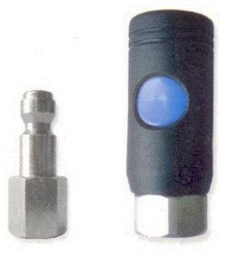 Säkerhetskoppling Tryckluft # 818-A2200-CF14