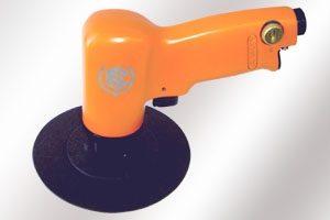 Rondelslipmaskin 102 mm Tryckluft  # 818-PT-45051