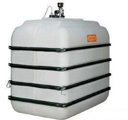 HDPE tank Diesel AdBlue ®