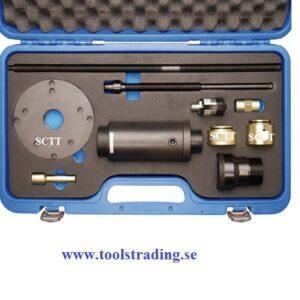 Hydraulisk Kit för hjullager Verktyg  # KAU-PC-9245