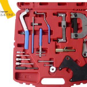 Motorinställningsverktygset Renault #990-2715