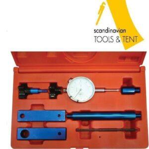 Kamjusterings verktygs kit med mätare#1064-FK0815