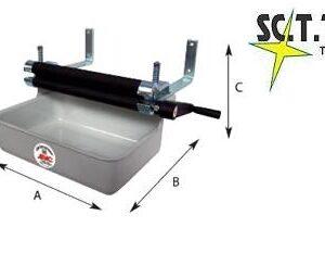Vridmaskin med hov för vridmaskin