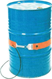 Uppvärmningsband 208 liters fat ,