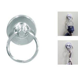 Magnetnyckelhållare  B18xh16 x 19 mm Ring # 982-50157