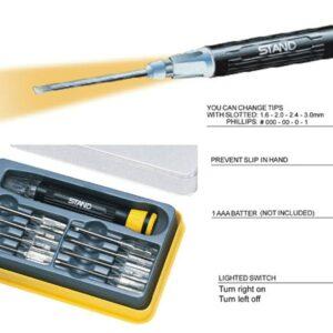 Instrumentmejselsats belysning # 982-130059