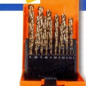 Borrset 1-13 mm # PJ-67386