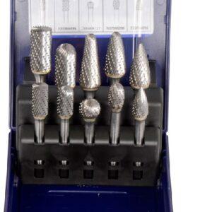 Roterande fil, Metall filar med kors tandning # PJ-70290