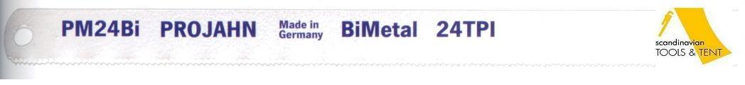 Bågfilsblad Bi-Metall # BG-PM24BI