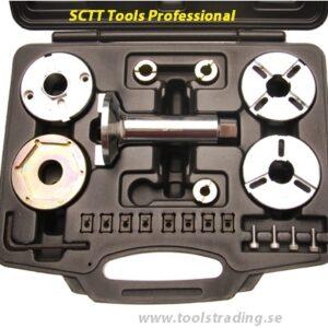 Stötdämparverktygset