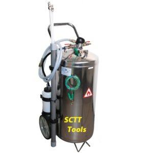 Bränsletömmare Bensin & Diesel 40 Lit # 989-8702