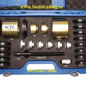 Hjullagerverktygssats för Mercedes-Benz  # 989-8737
