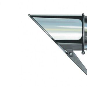 Avgasslangmunstycke i rostfritt stål # AER-BAP-4