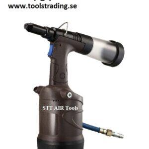 Popnitpistol luft hydraulisk   3.2 - 6,4 mm #WP-AHR-03P