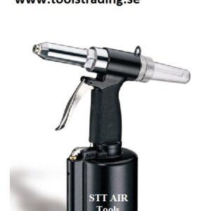 Popnitpistol Lufthydraulisk  2,4 till 4,8 mm # WP-AHR-101