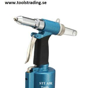 Popnitpistol Lufthydraulisk  2,4 till 4,8 mm #78-R403H