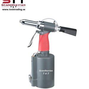 Popnitpistol Lufthydraulisk  2,4 till 6,4 mm # WP-AHR-103S