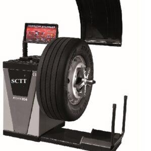 Hjulbalanseringsmaskin tunga fordon ATH-TEB68