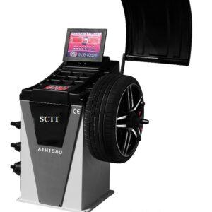 Hjulbalanseringsmaskin för personbilar # ATE-1245