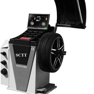Hjulbalanseringsmaskin för personbilar # ATH-4789