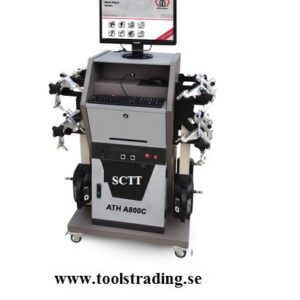 Hjulinställningsapparat  ATH-Heinl med CCD-teknik ATH-800C