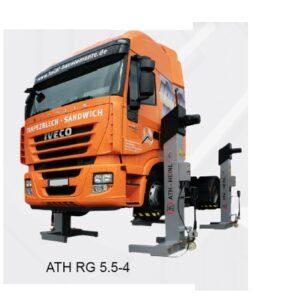 Lyftbockar mobila  5.500 kg Kit om 4 st ATH-55000