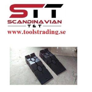 Service ramper i Special 3,000 kg /par