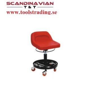 Montörstol med ryggstöd #BS-78412