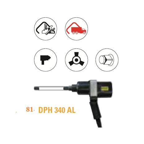 Mutterdragare Hydraulisk  # DPH-341