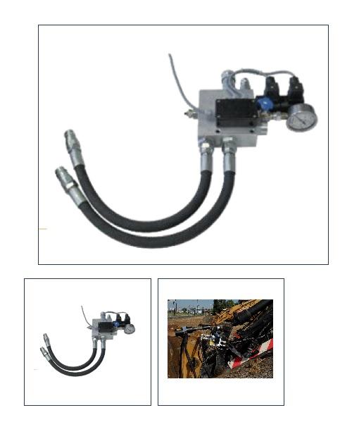 Mutterdragare Hydraulisk  3/4  #DPH-340LH