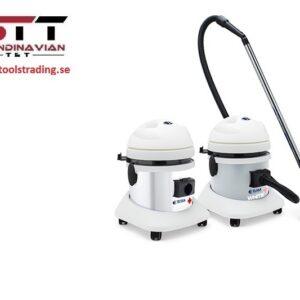Dammsugare för vita rum med maximal filtrering # ELS-WDP-100
