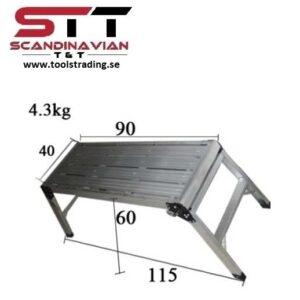 Plattform  48 x 115 x 60 cm # CMI-705
