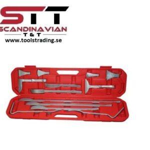 Rikt verktyg sats för karosseriskador 13 delar #JBM-C0159-072
