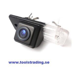 Backkamera  OE Bil för Audie #BR-ITA5Q5