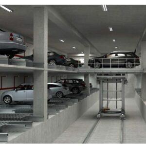 Parkeringssystem för  bilar  # STM-JJPT