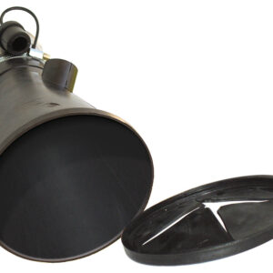 Avgasslangmunstycke med vacumsug # FU-BGT-160-75
