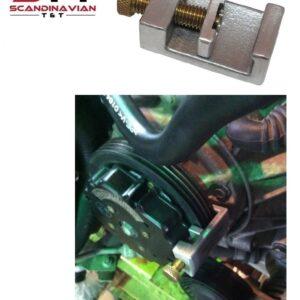 A / C kompressorns drivrems verktyg #ZHH-B0003