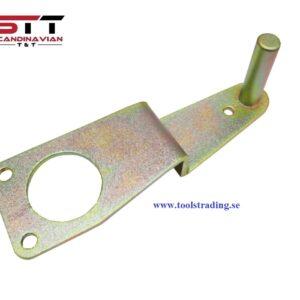 Vevaxel låsverktyget till BMW N47 / N57 #ZHH-B0011