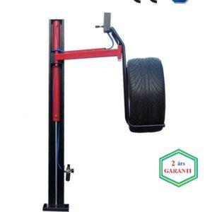 Hjullyft Däcklyft Mobil pneumatisk för däckservice # BON-BJ-L100