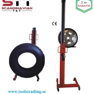 Däcklyft Mobil pneumatisk däck & hjullyft #BO-JO-7845